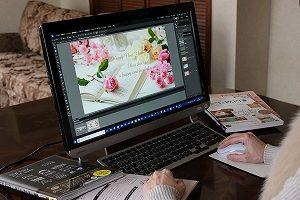 パソコンレッスンルーム写真