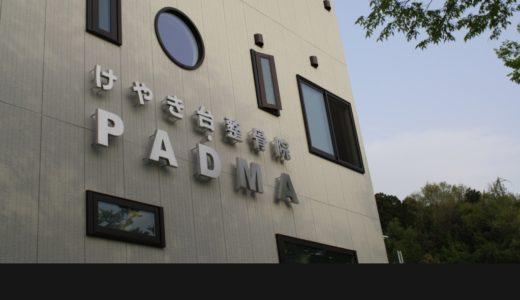 三田市けやき台整骨院PADMAさま ホームページ作成 お客さま事例