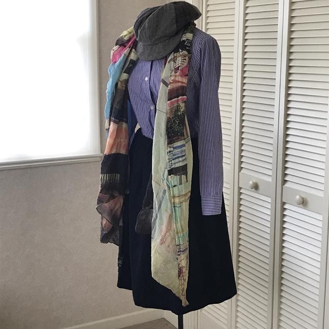 スマホカメラ教室お客さま事例(秋の服と小物撮影)
