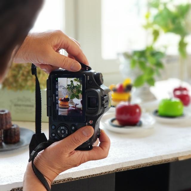 単発1dayカメラ講座(撮影風景)