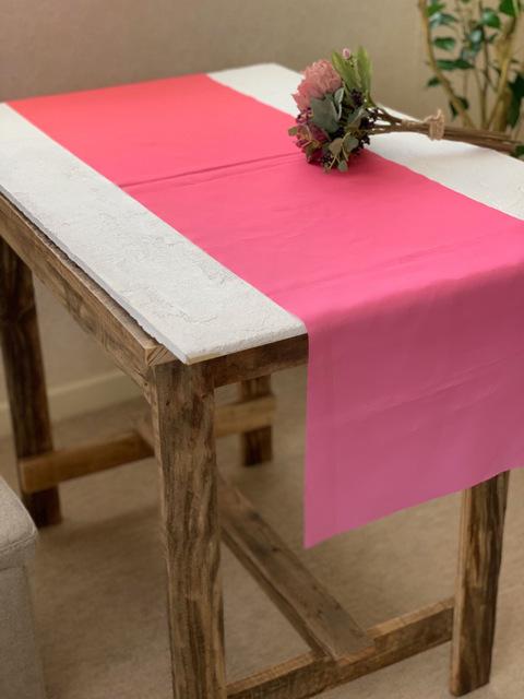 テーブルに広げて撮りました。グラデーションがわかるようになってきましたね。