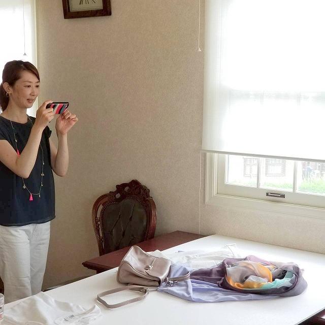 単発1dayカメラ講座:レッスン風景