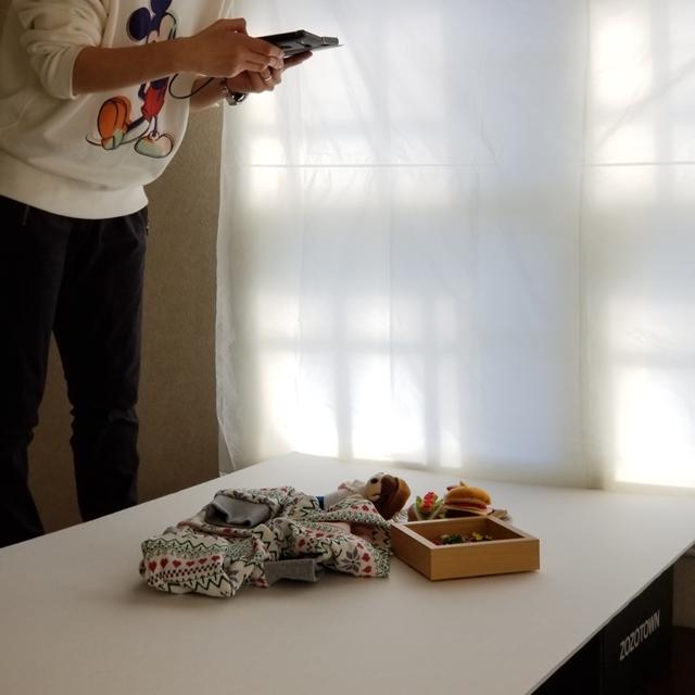 単発1dayスマホカメラ講座:撮影レッスン風景