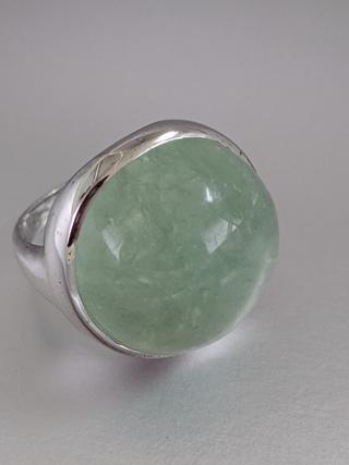 指輪の写真(ビフォー)